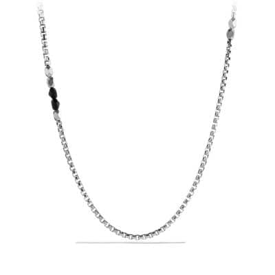 Necklace with Black Onyx
