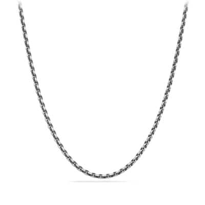 Knife Edge Chain Necklace, 4.6mm
