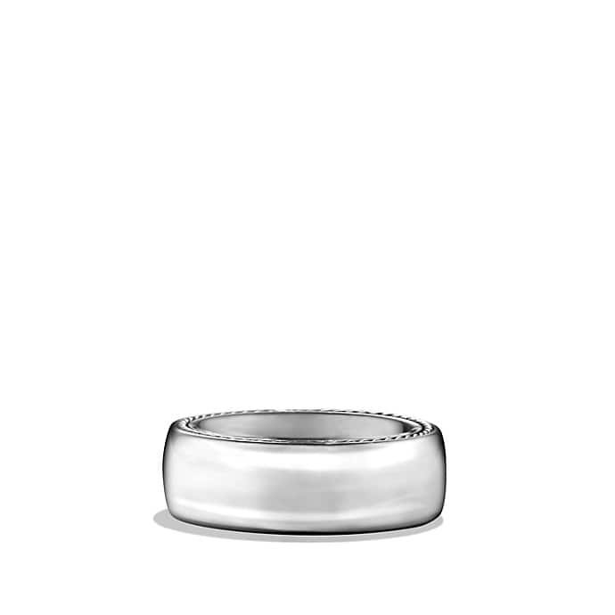 Streamline Band Ring