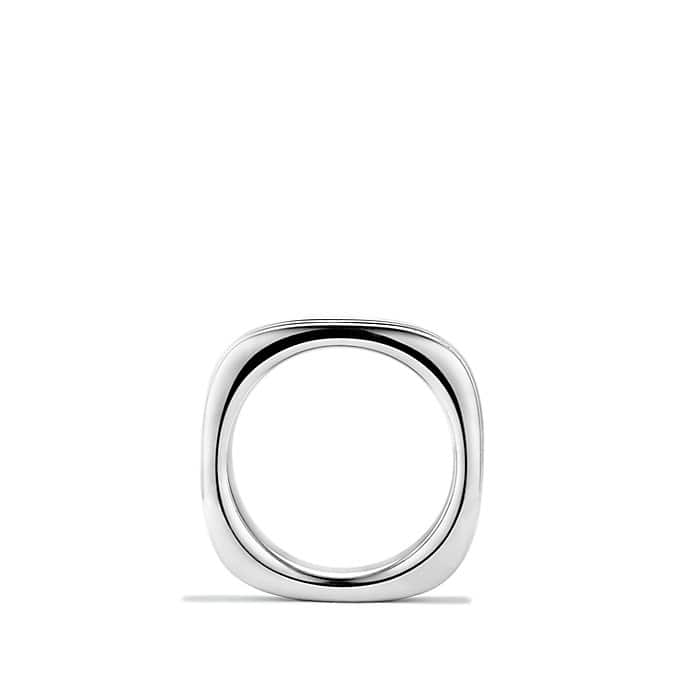 Royal Cord Square Band Ring