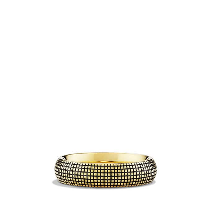 Sky Band Ring in Gold