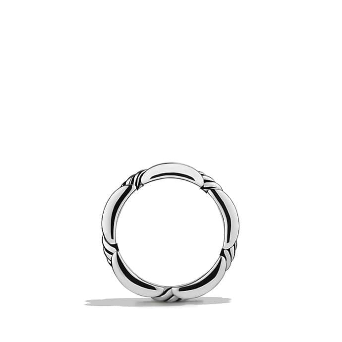 Cable Link Band Ring