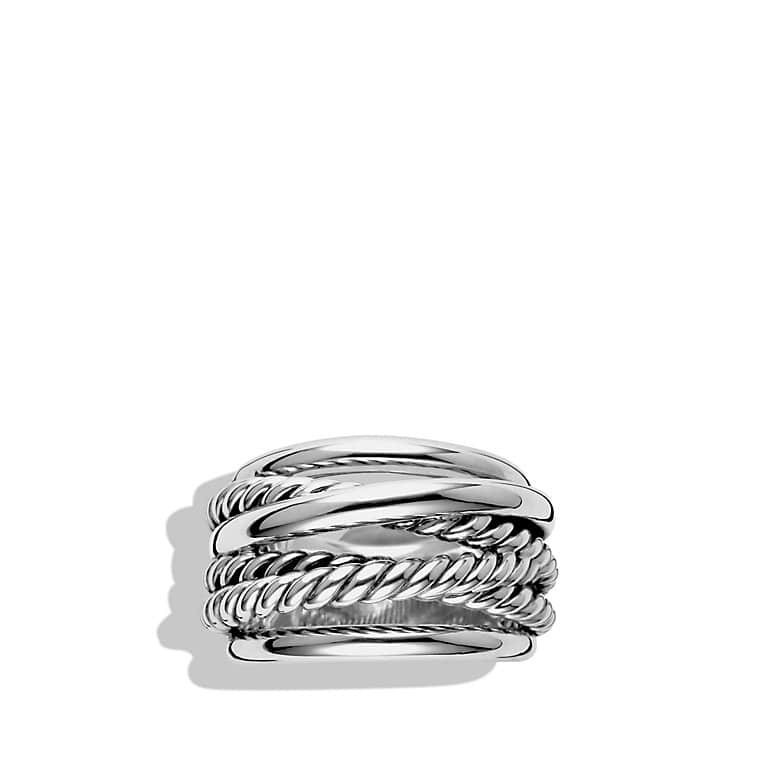 Crossover® Narrow Ring