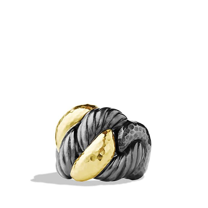 Cordelia Ring with Gold