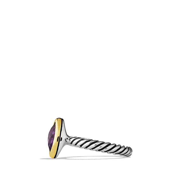Color Classics Ring with Amethyst and Gold