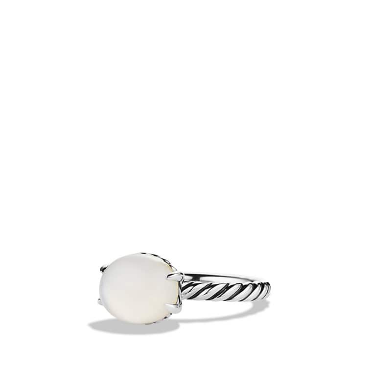 Color Classics Ring with Moon Quartz
