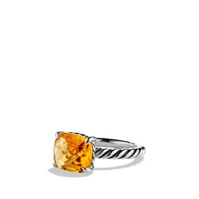 Color Classics Ring with Citrine