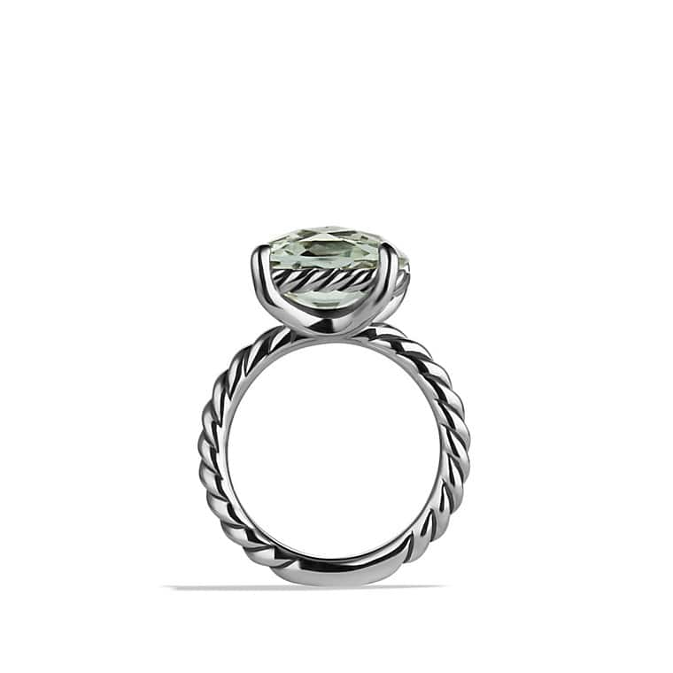 Color Classics Ring with Prasiolite