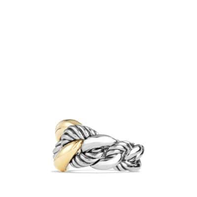 Ring with 18K Gold