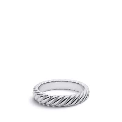 DY Unity Band Ring in Platinum, 5mm