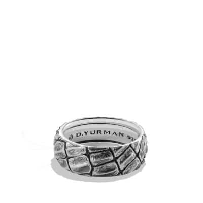 Gator Band Ring