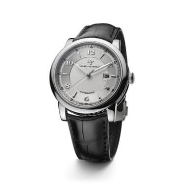 Classic 43.5mm Stainless Steel Automatic Watch