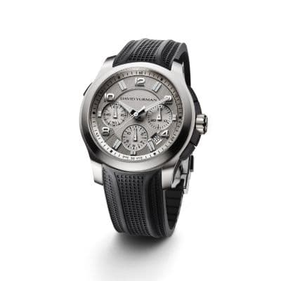Revolution 43.5mm Stainless Steel Chronograph Watch