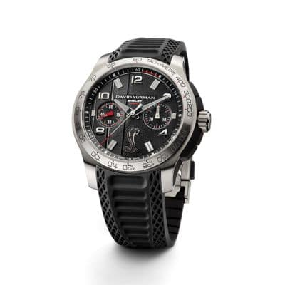 Revolution™ Shelby 1000 43.5mm Stainless Steel Chronograph Watch