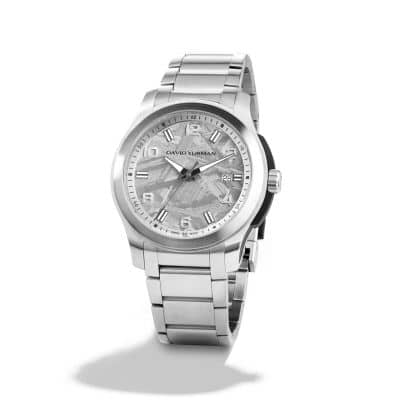Revolution 43.5mm Stainless Steel Automatic Timepiece