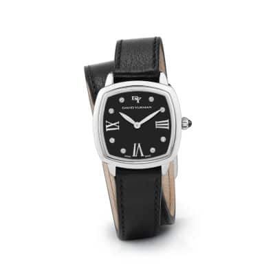 Albion 27mm Leather Swiss Quartz Watch