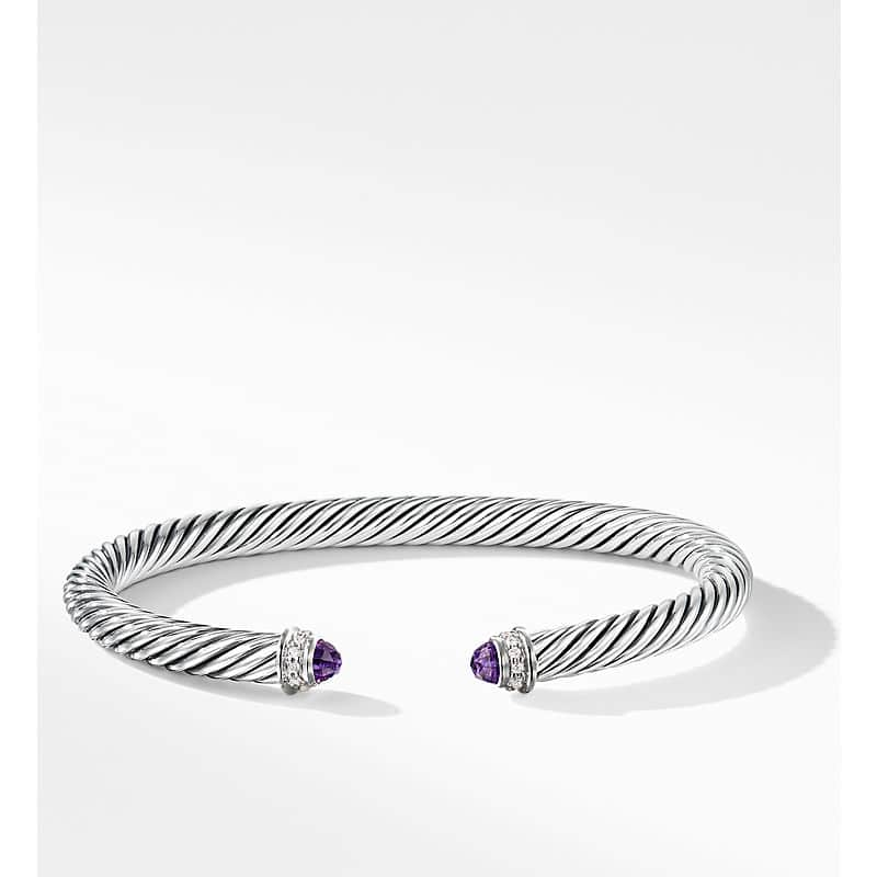 Cable Classic Collection Bracelet, 5mm