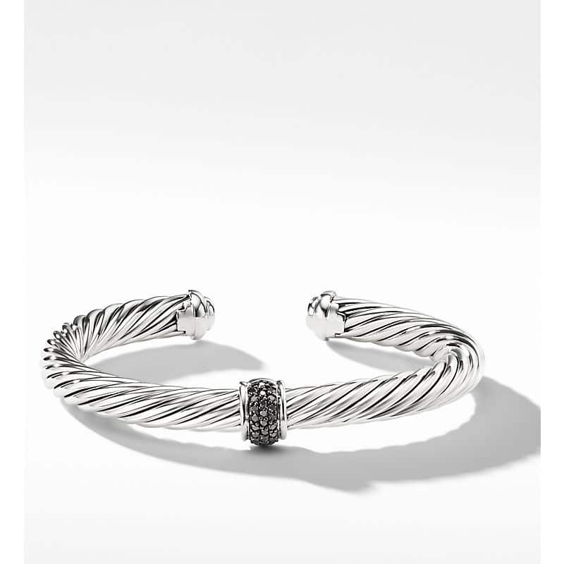 Cable Classic Collection Center Station Bracelet,7mm