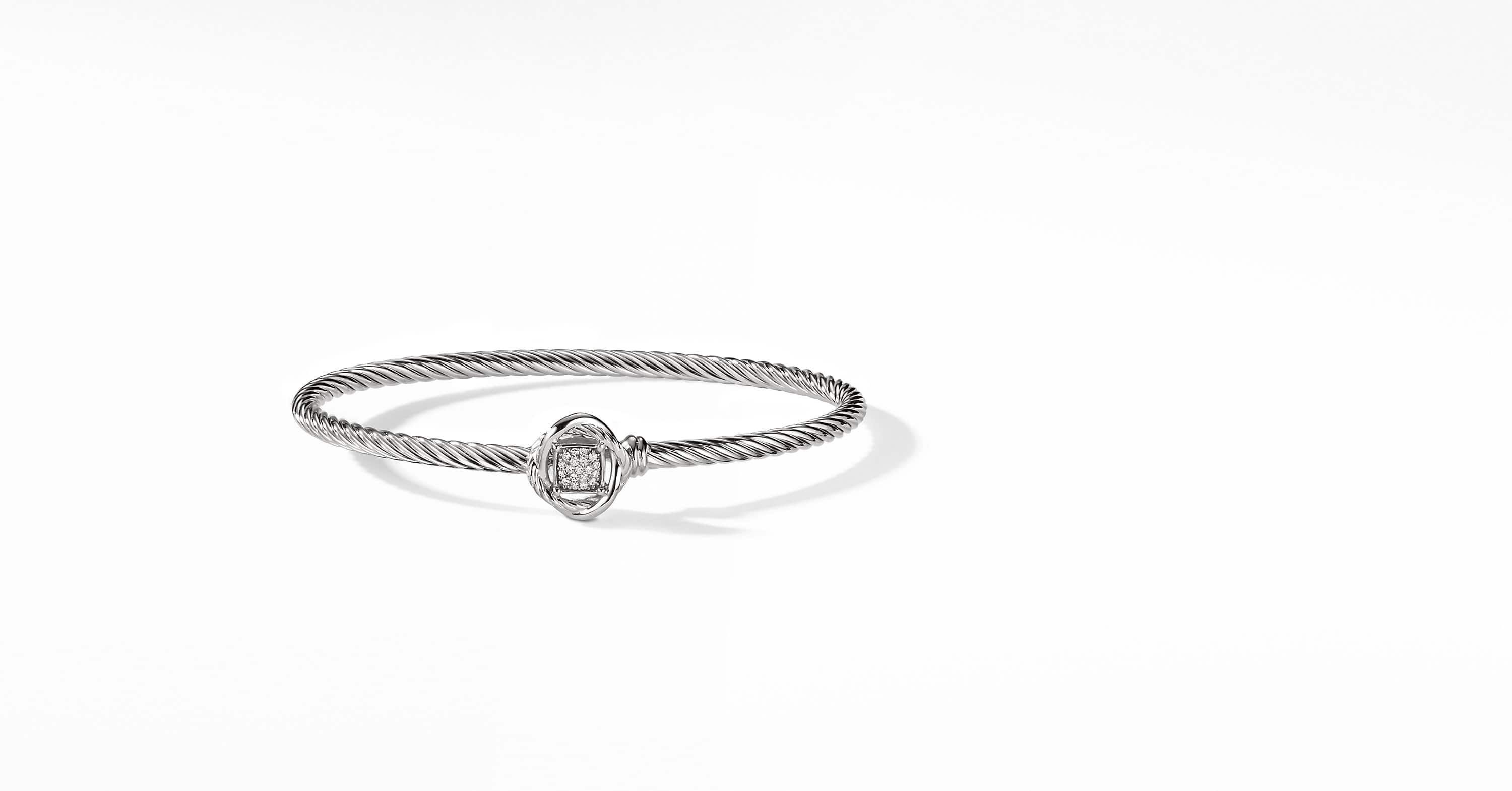 Bracelet Infinity avec diamants
