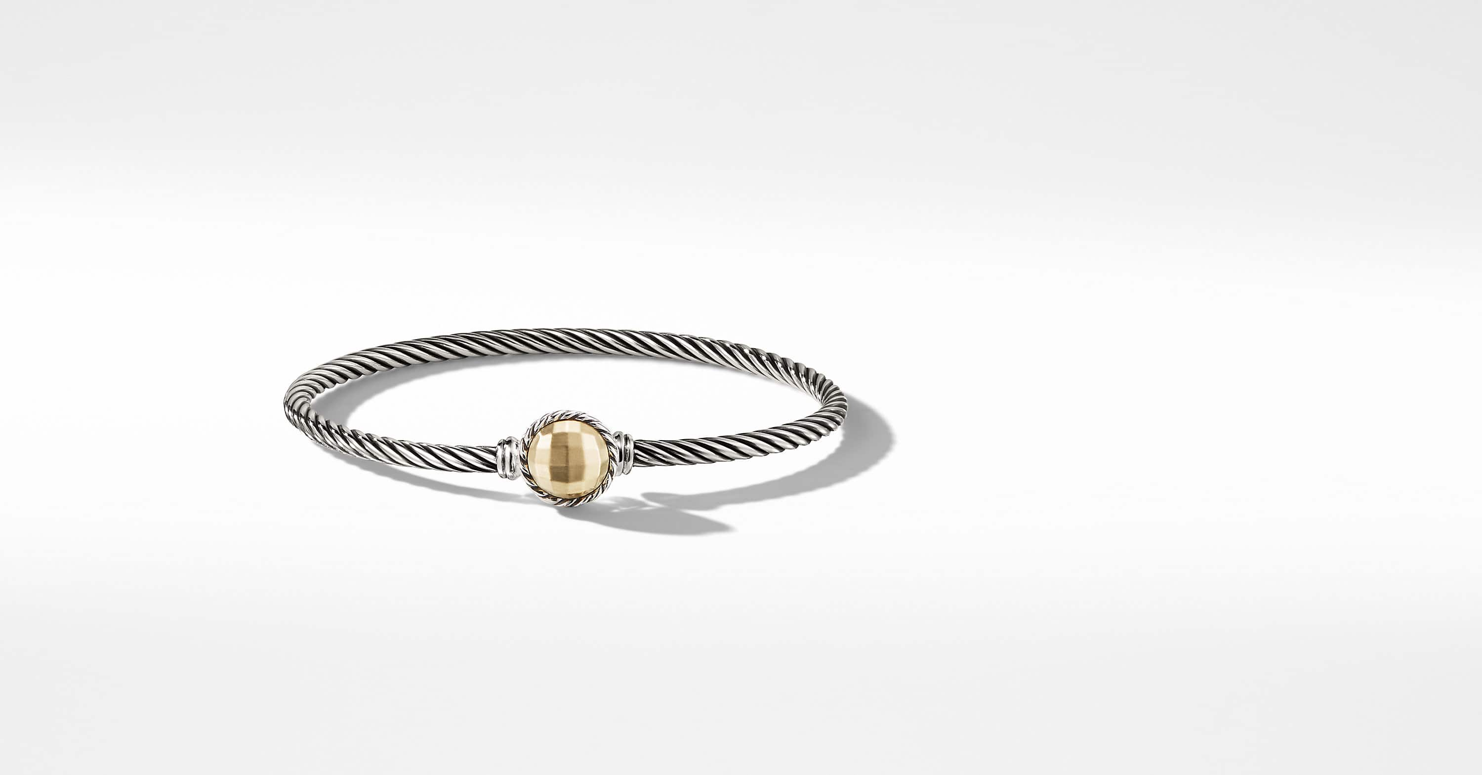 Chatelaine Bracelet with 18K Gold