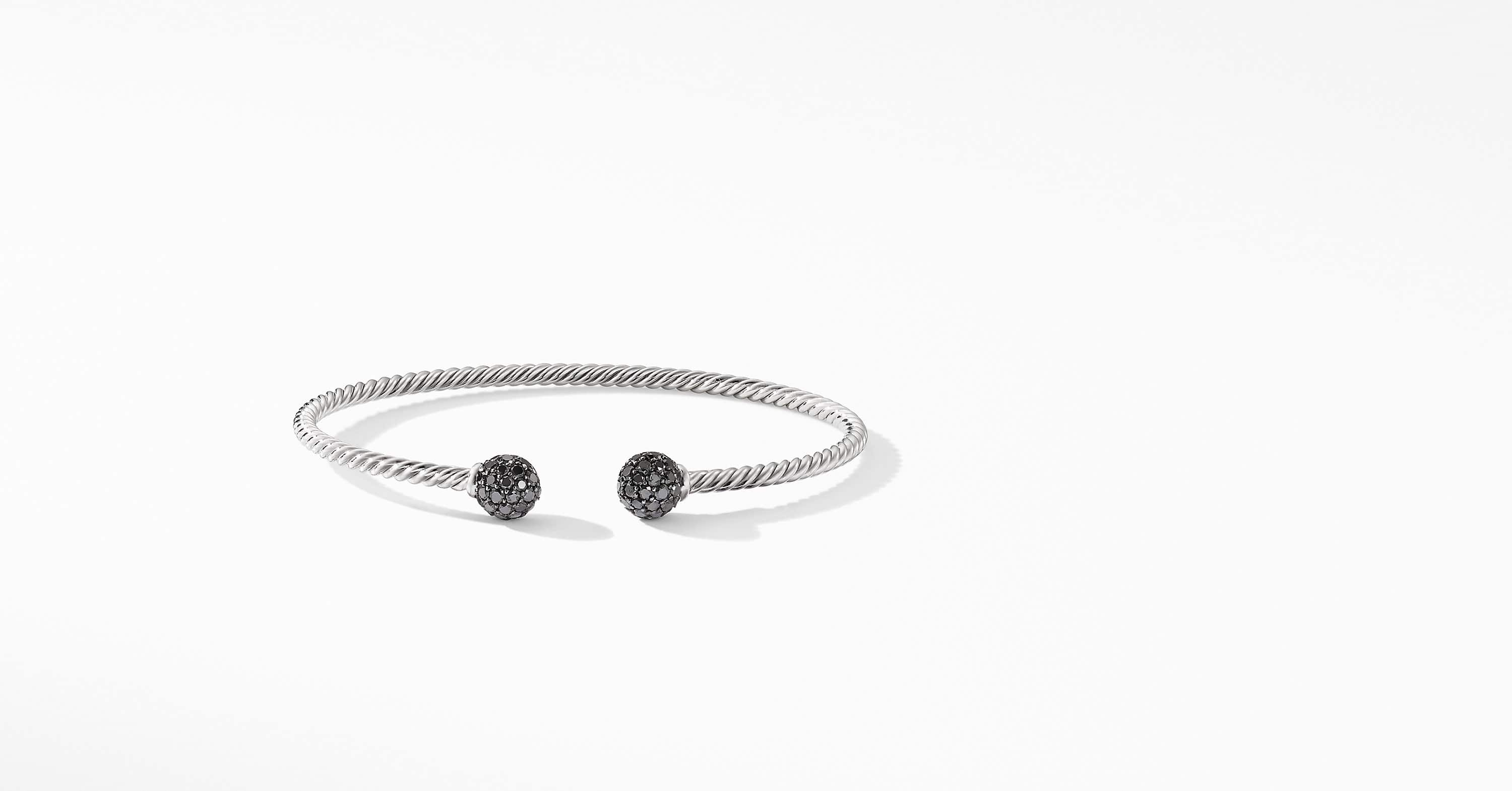 Solari Bracelet in 18K White Gold