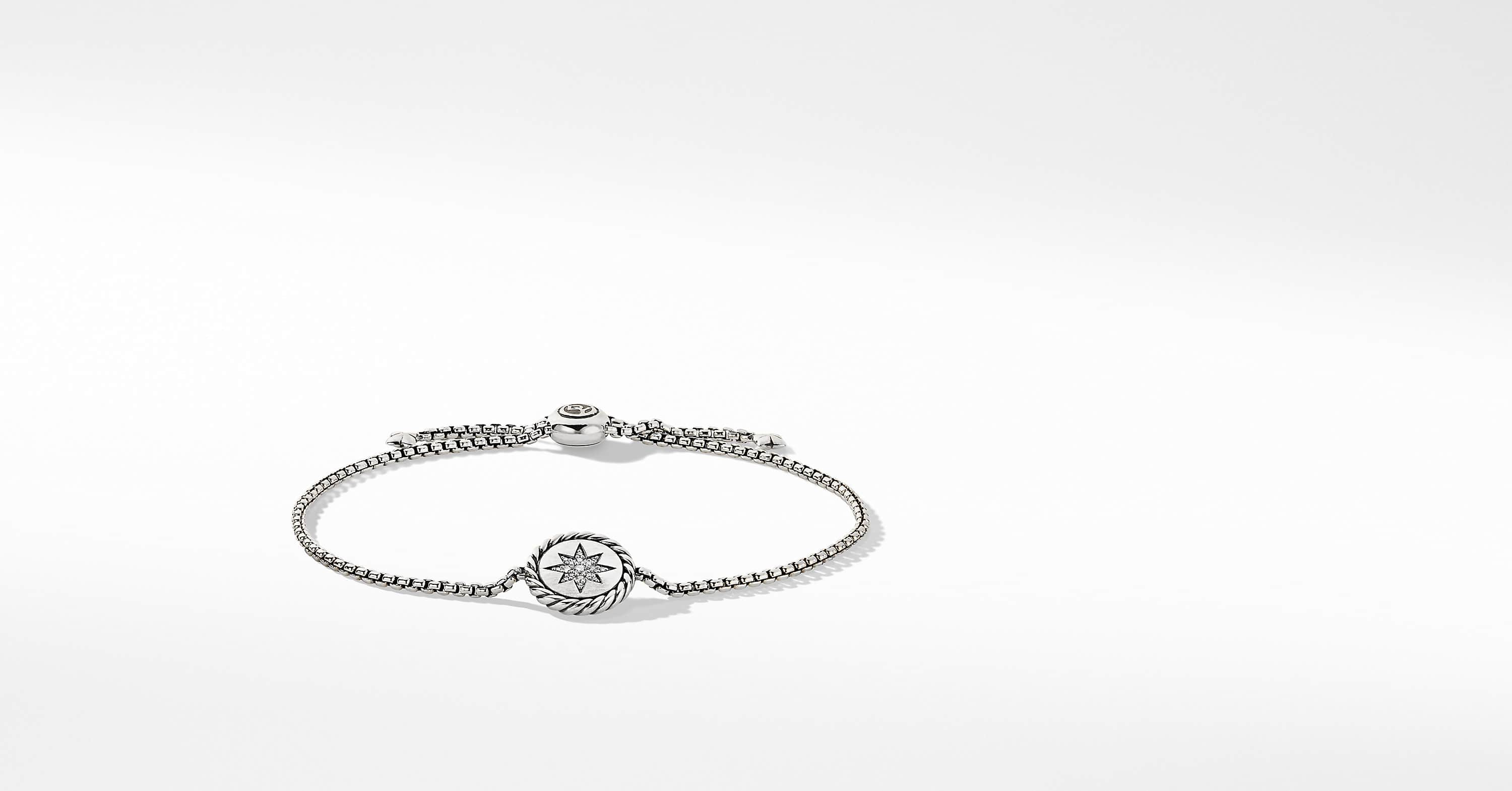 Cable Collectibles North Star Bracelet with Diamonds