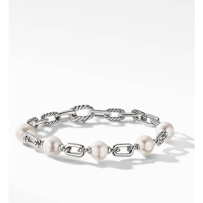 DY Madison Pearl Chain Bracelet,1.7mm