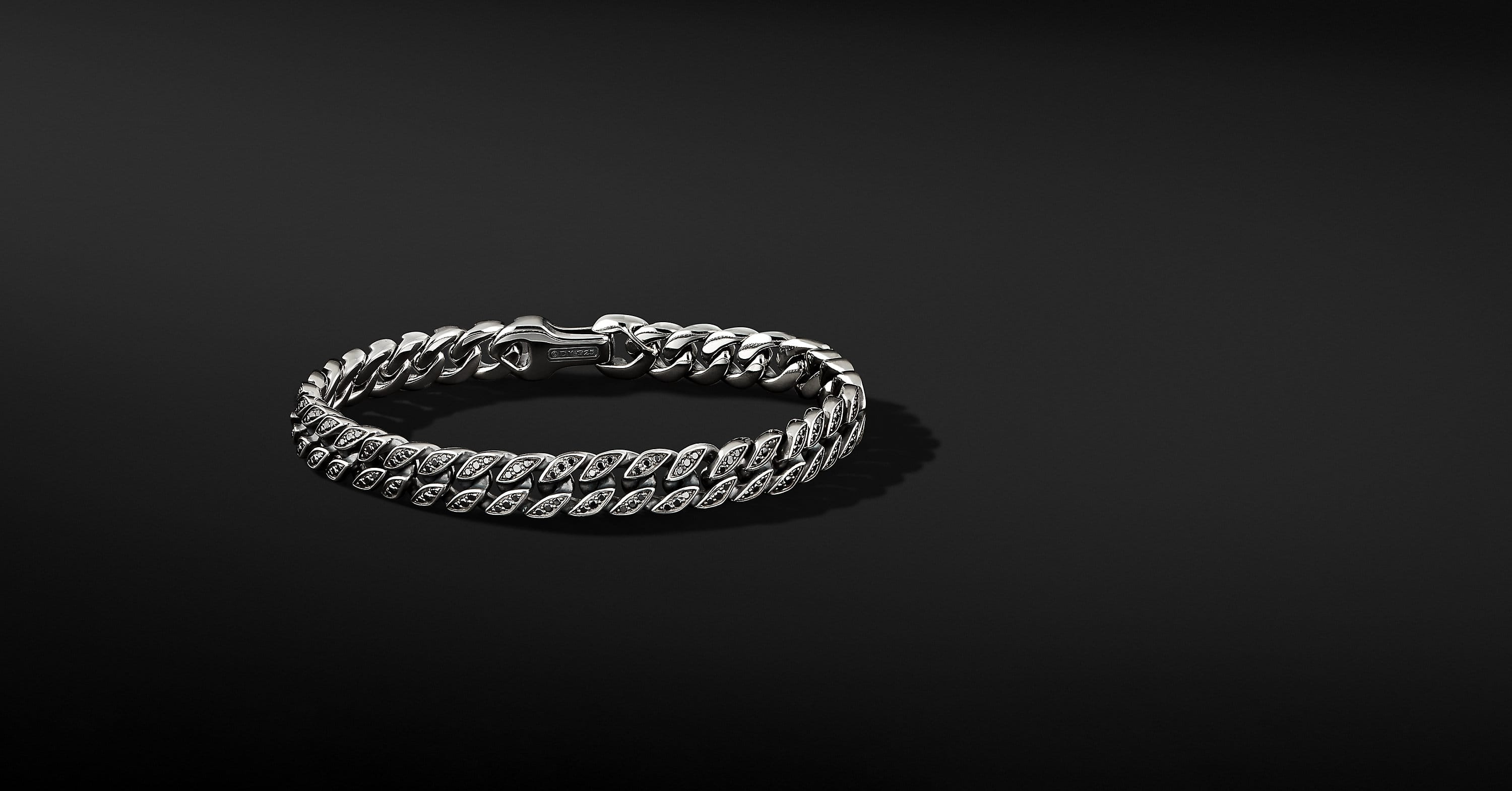 Curb Chain Bracelet, 8mm