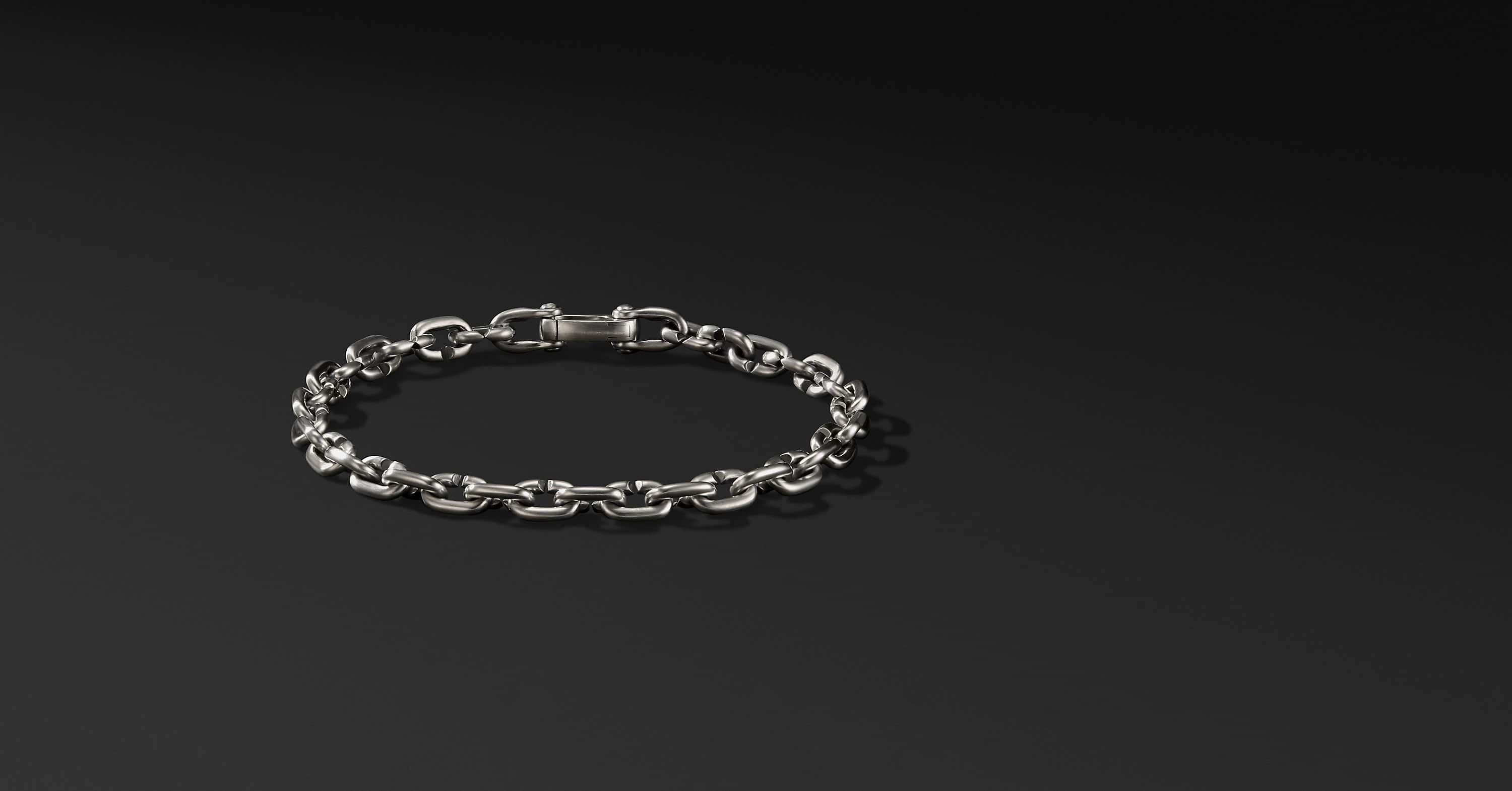Chain Links Narrow Bracelet
