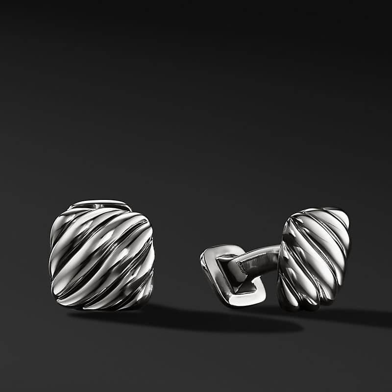Cable Classic Collection® Cushion Cufflinks