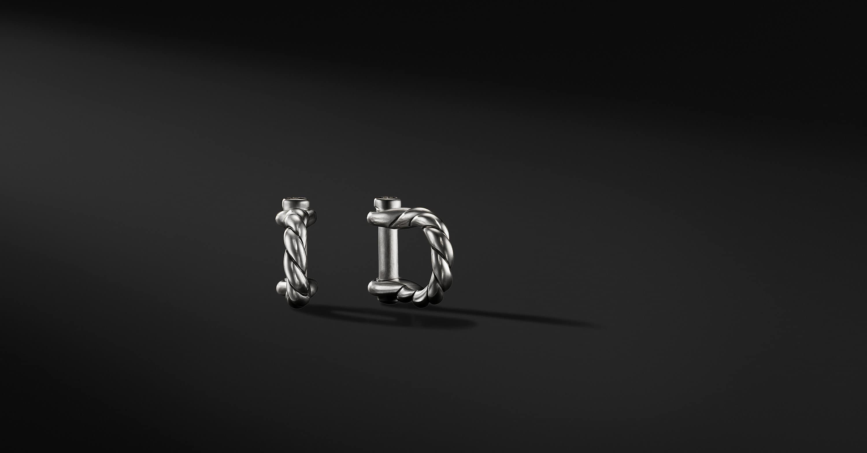Maritime Shackle Cufflinks