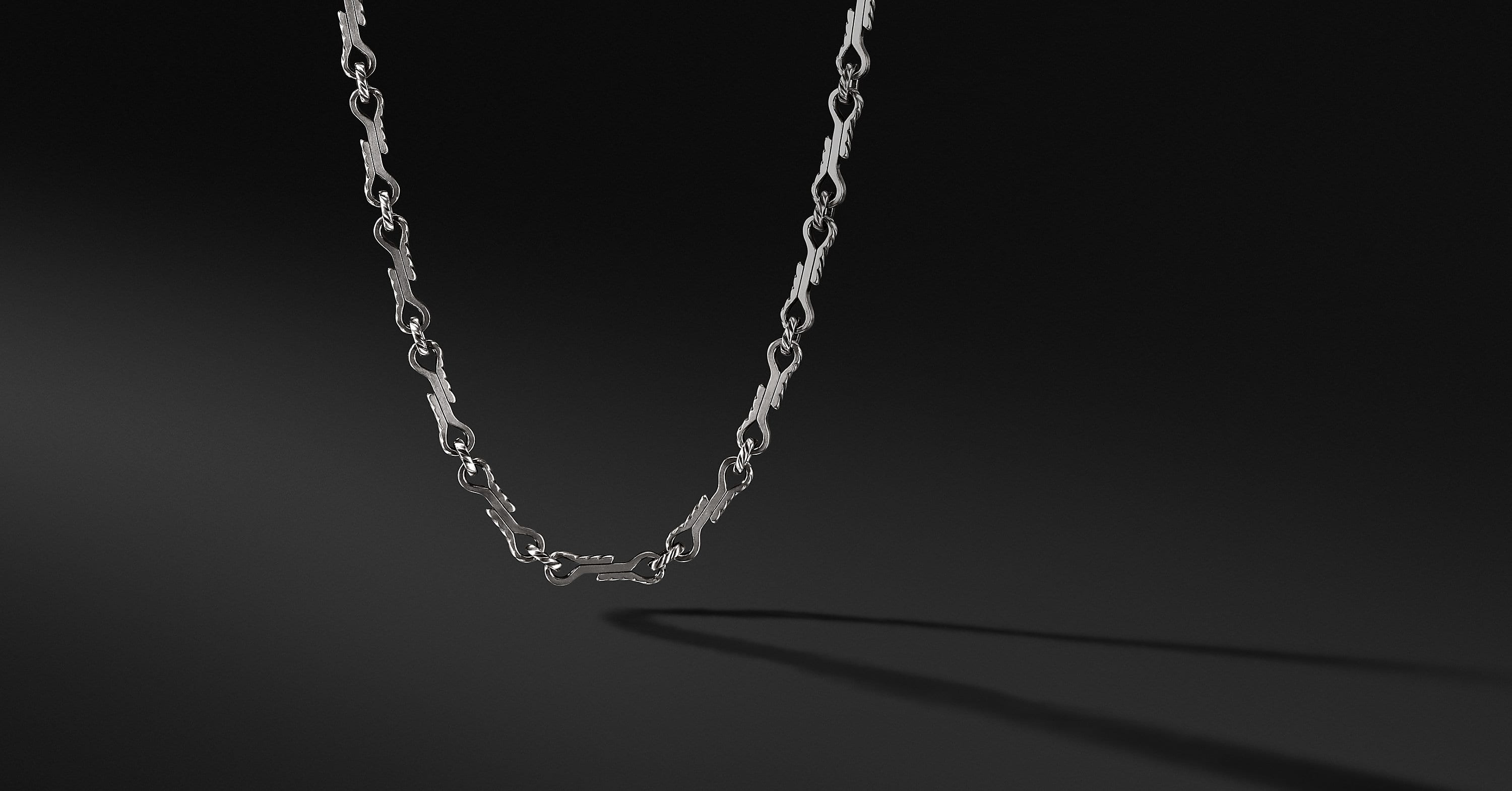 Shipwreck Cable Chain Necklace