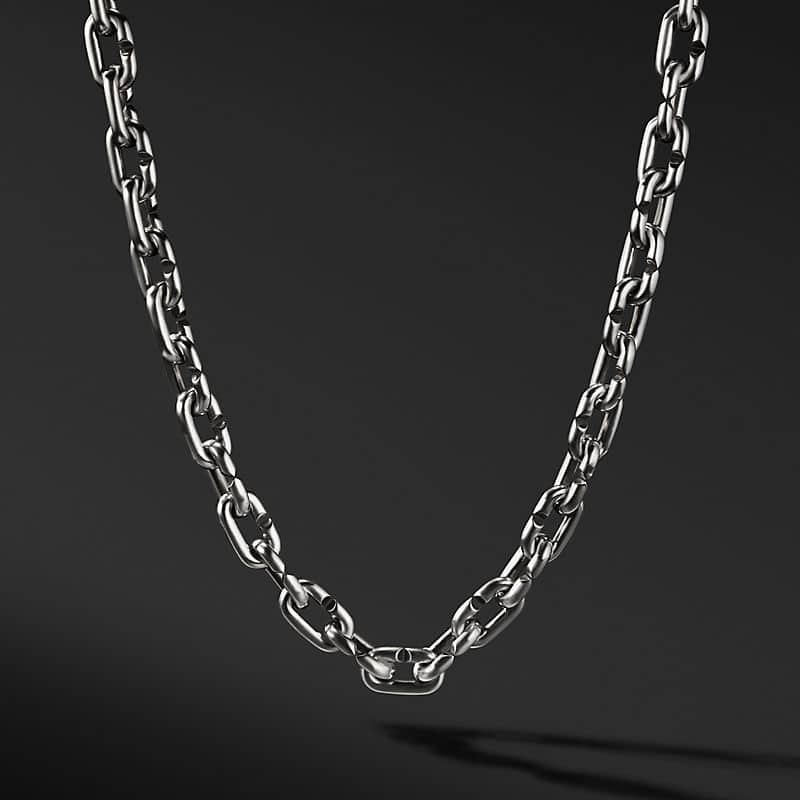 Chain Links Bold Necklace