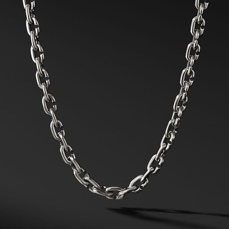 Chain Links Narrow Necklace