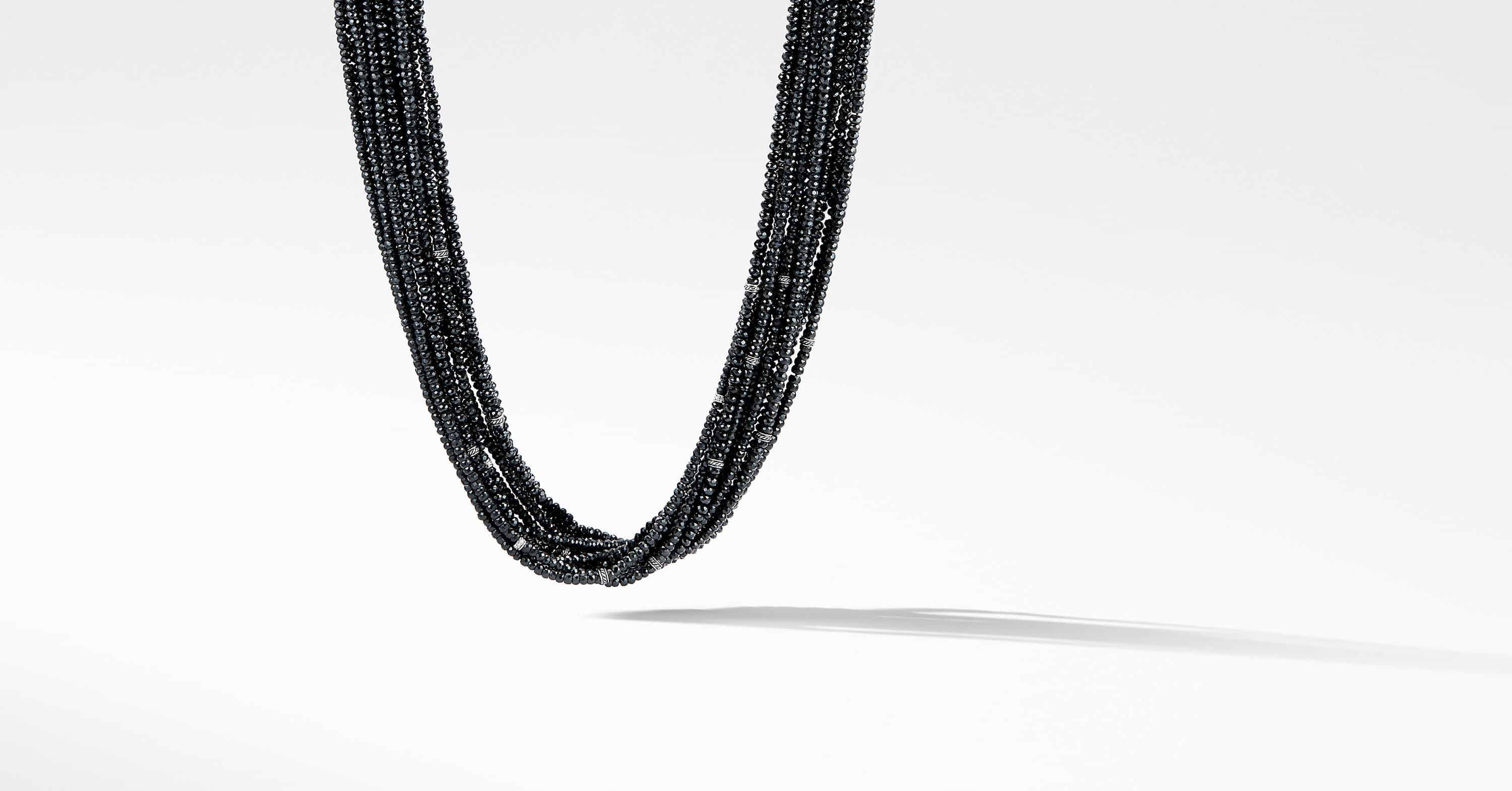 DY Signature Bead Necklace