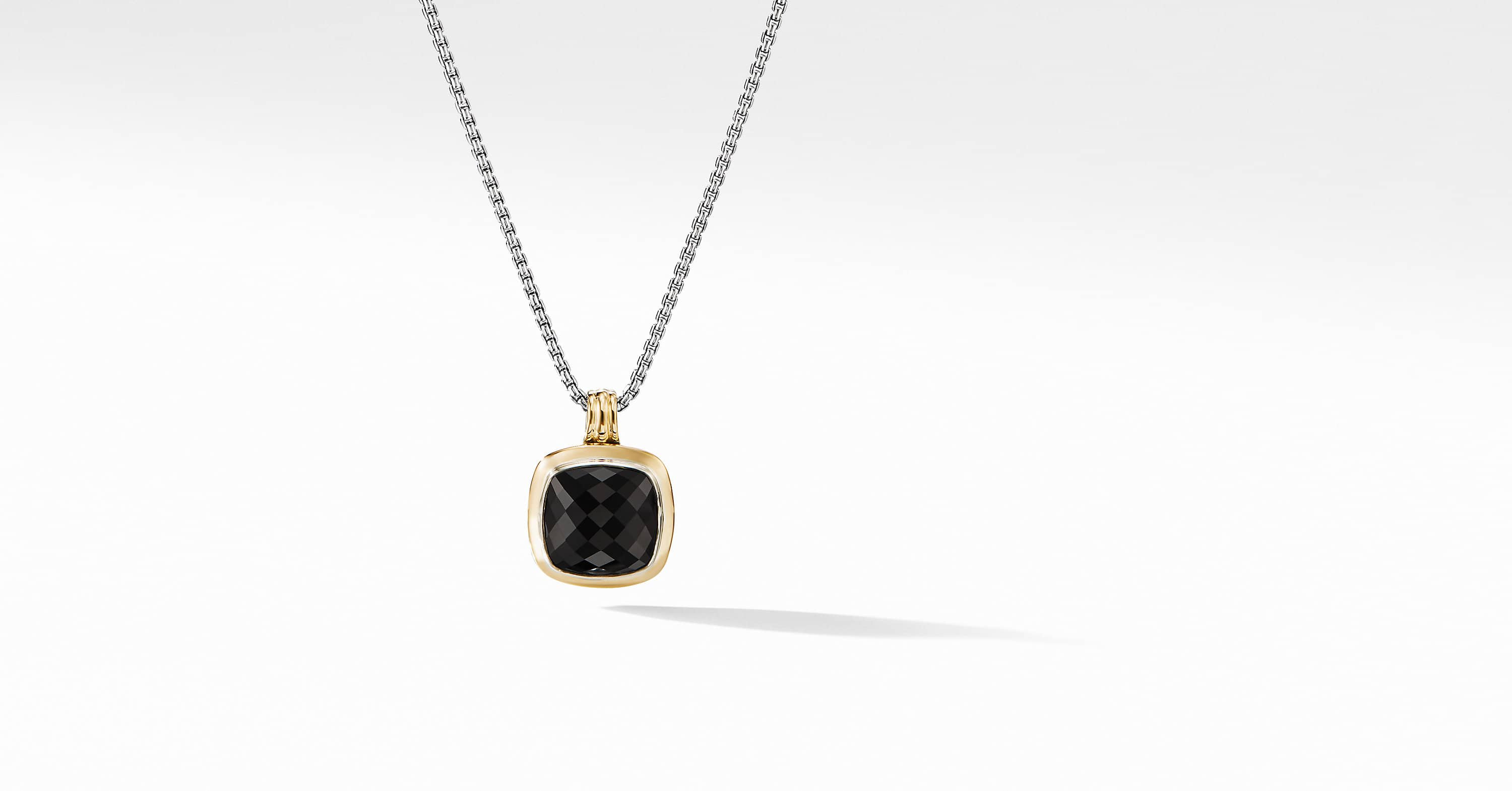 Albion Pendant with 18K Gold, 20mm