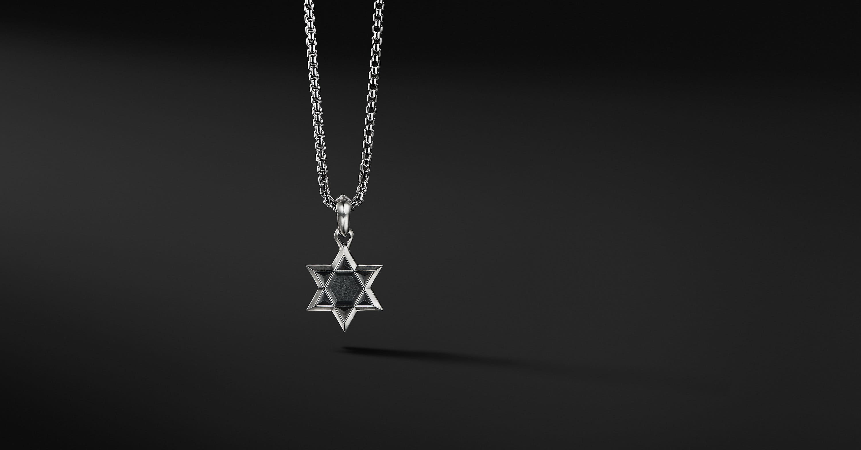 Star of David Amulet