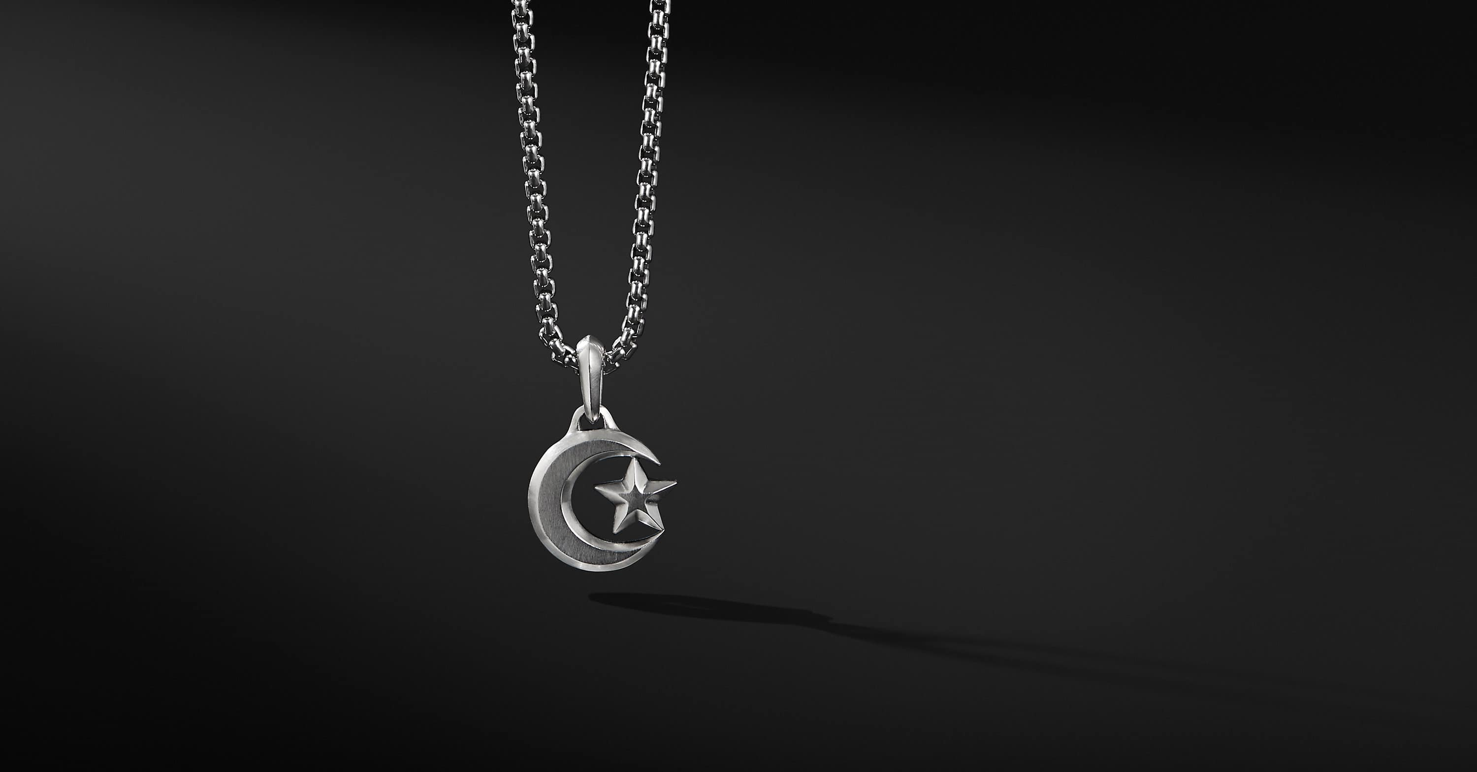 Star and Crescent Amulet