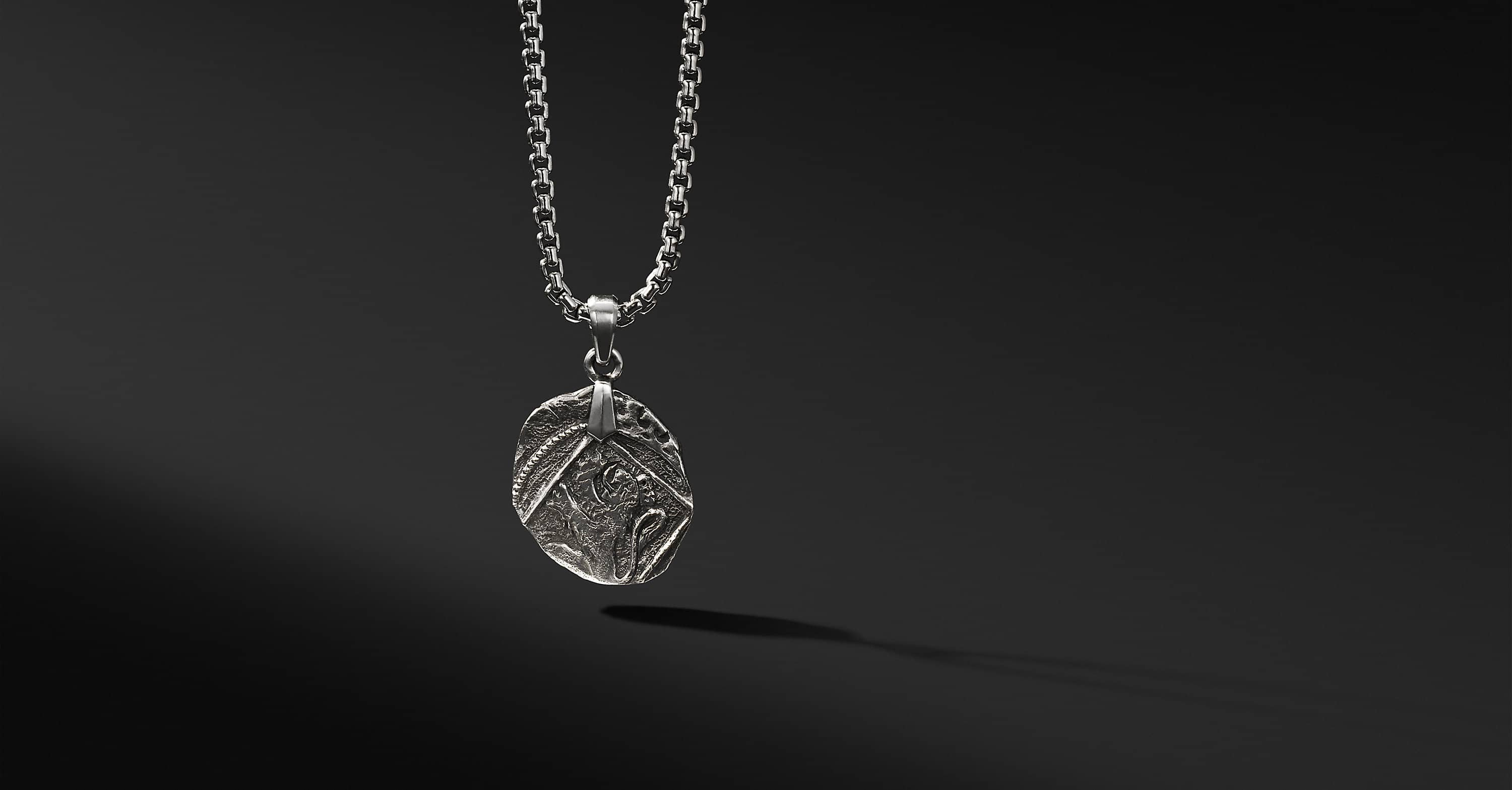 Shipwreck Coin Amulet
