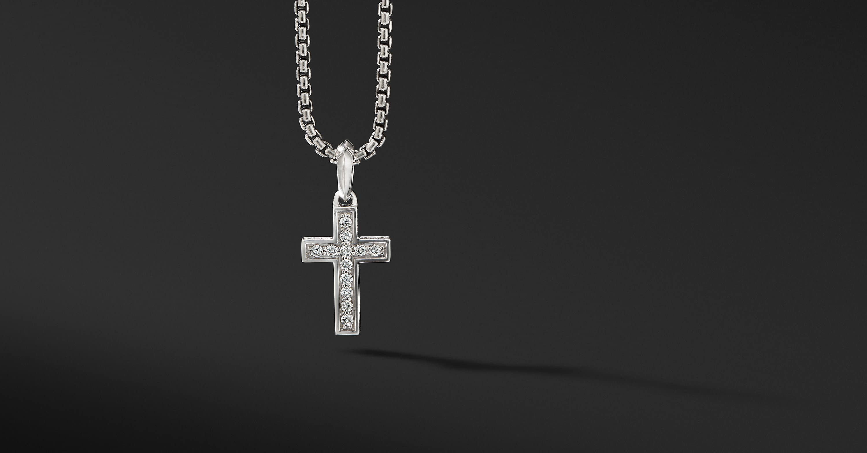 Cross Pendant, 23mm