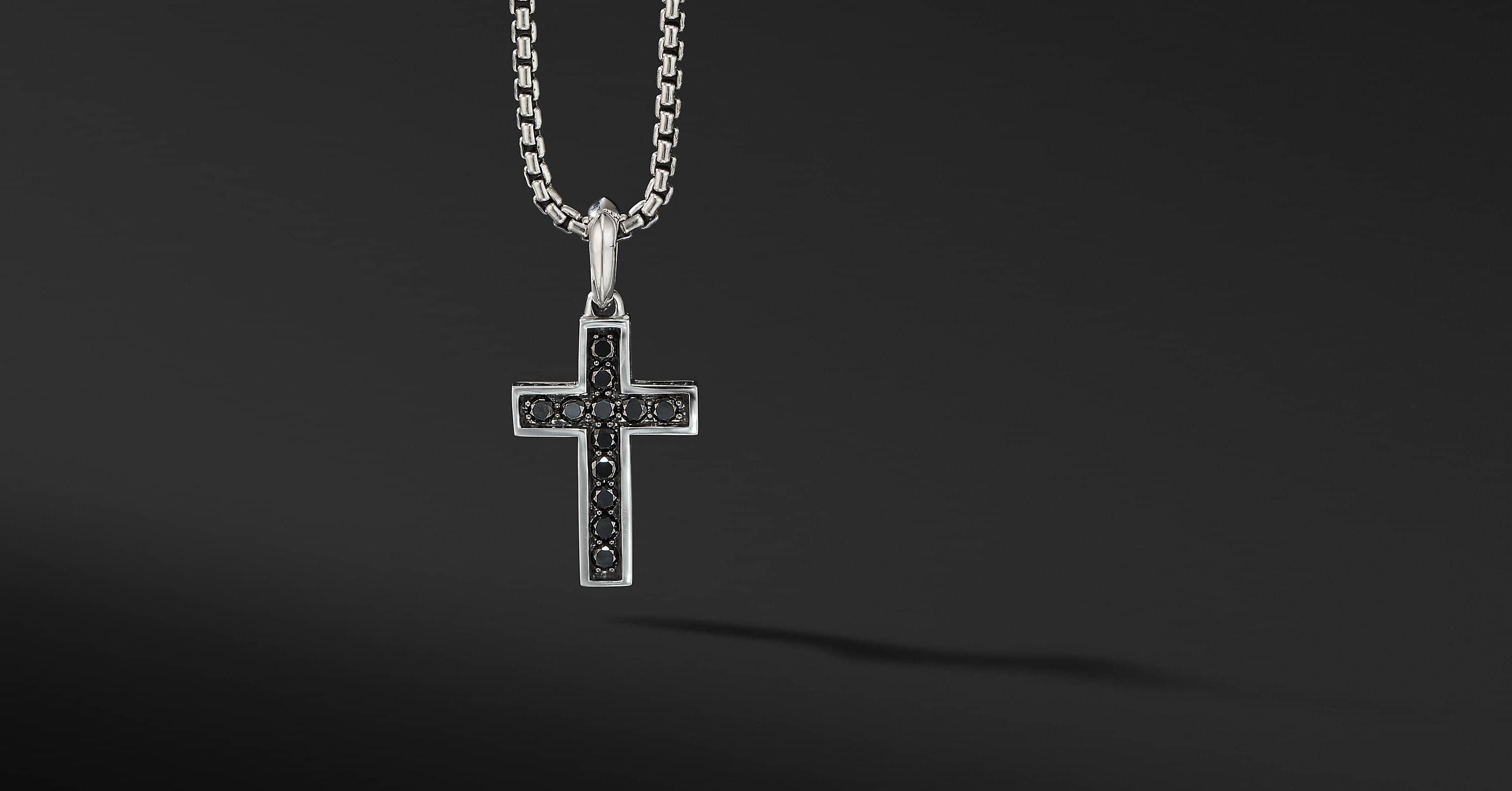Cross Pendant, 28mm