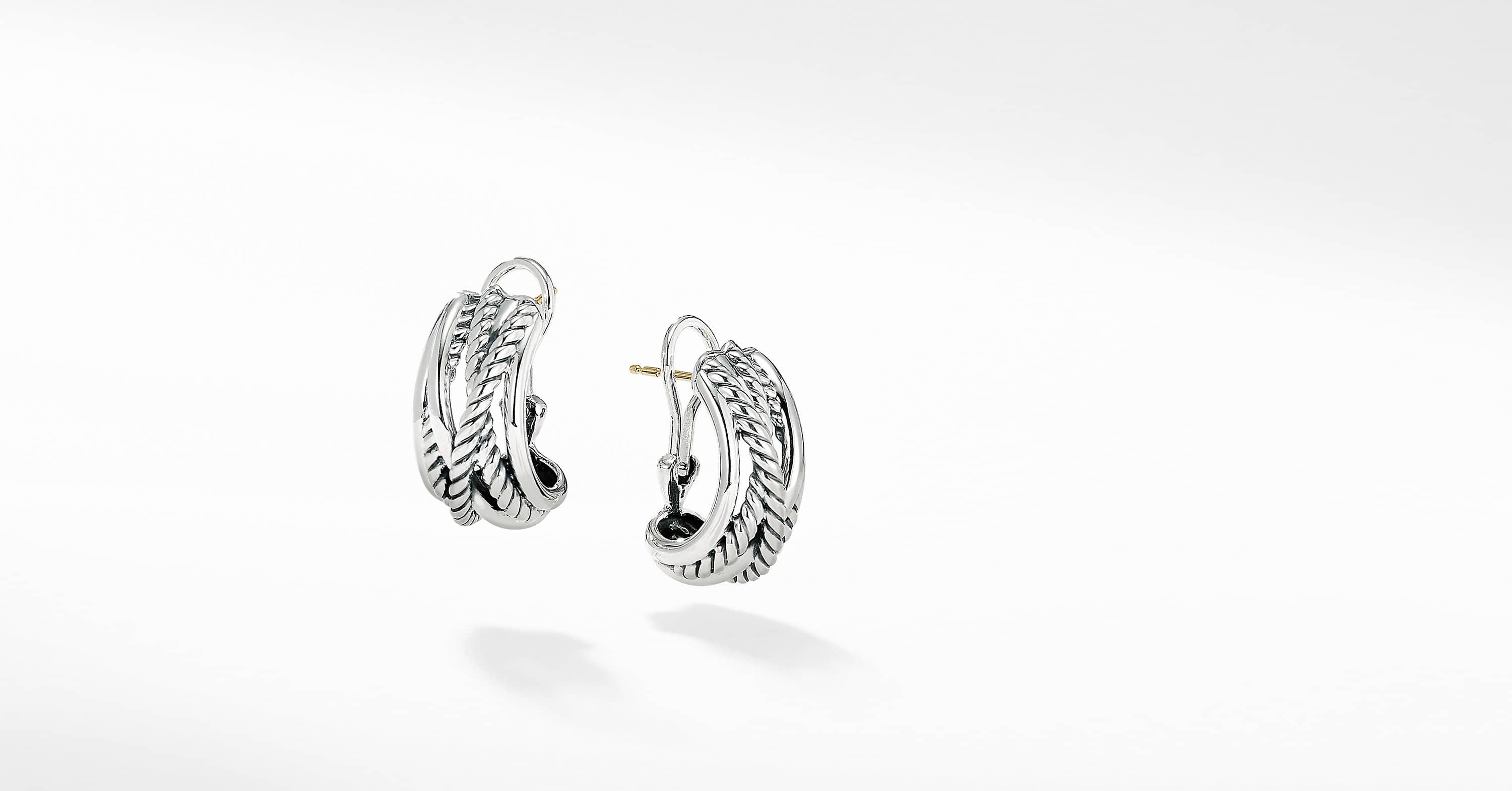 Boucles d'oreilles The Crossover Collection