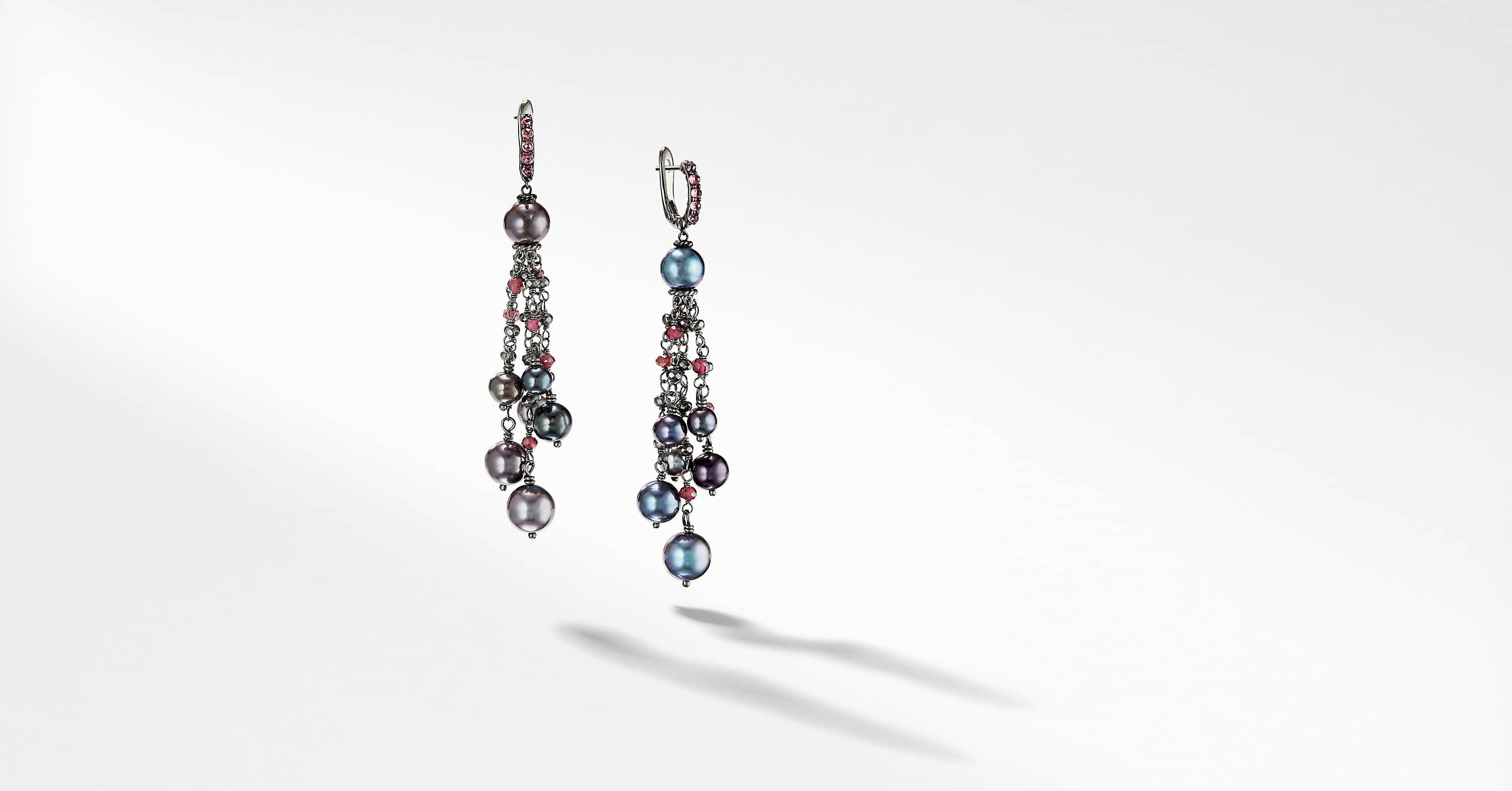 Oceanica Fringe Earrings