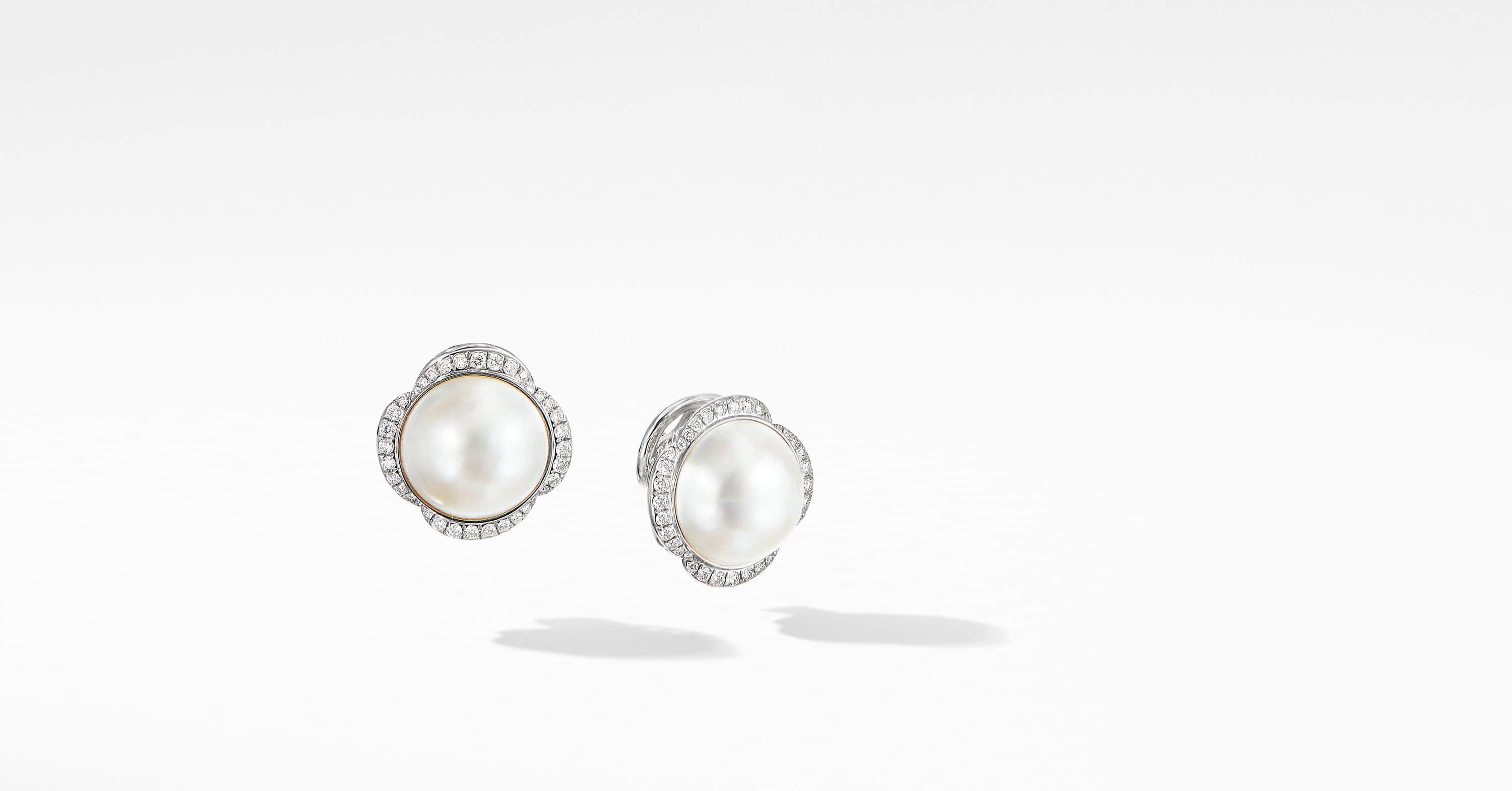 Continuance Pearl Stud Earrings