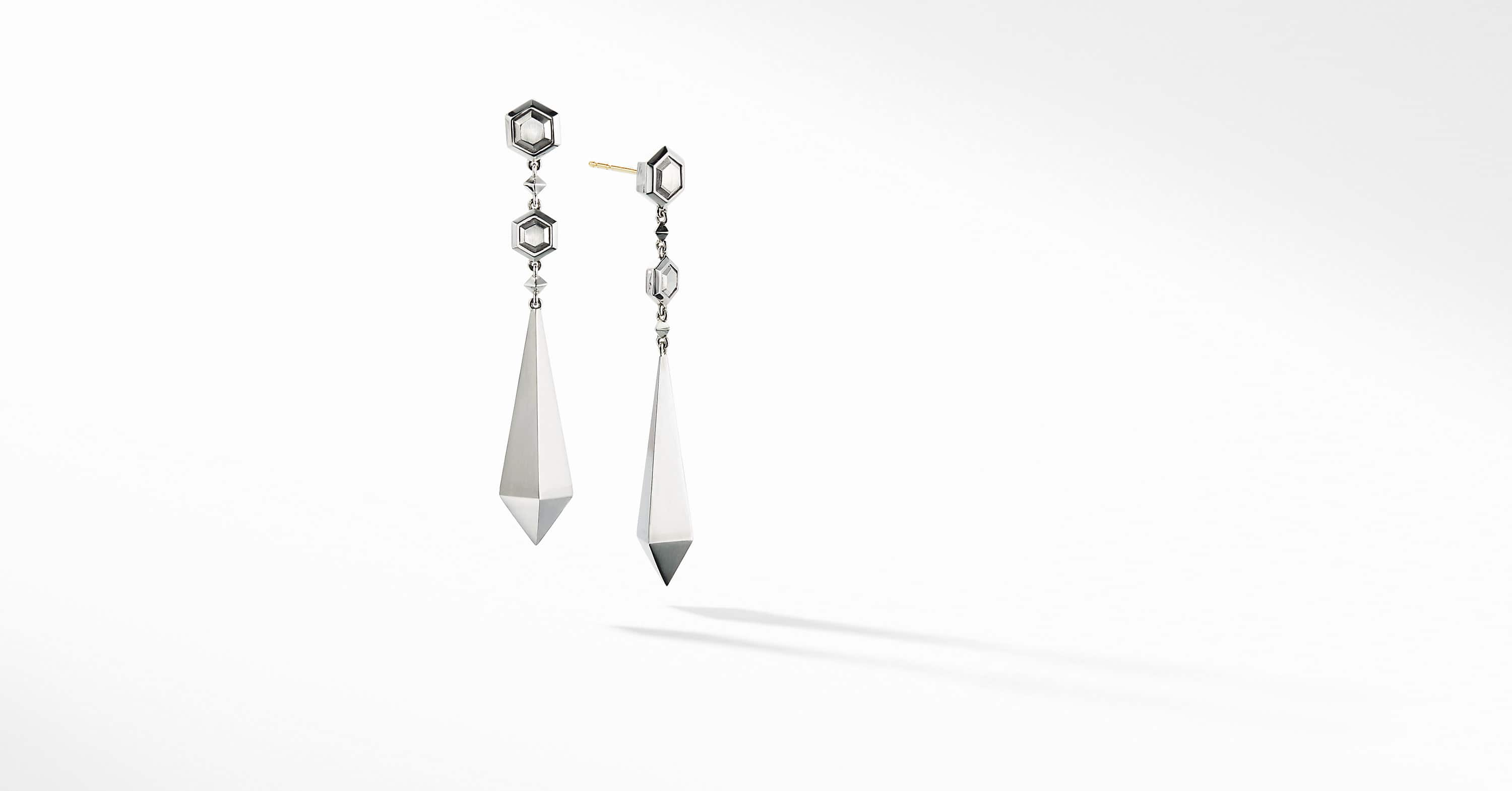 Modern Renaissance Drop Earrings