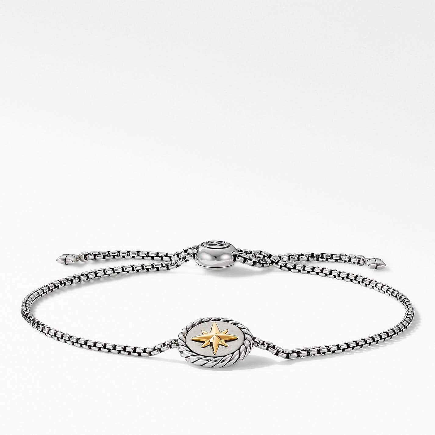Product image of North Star Bracelet with 18K Yellow Gold