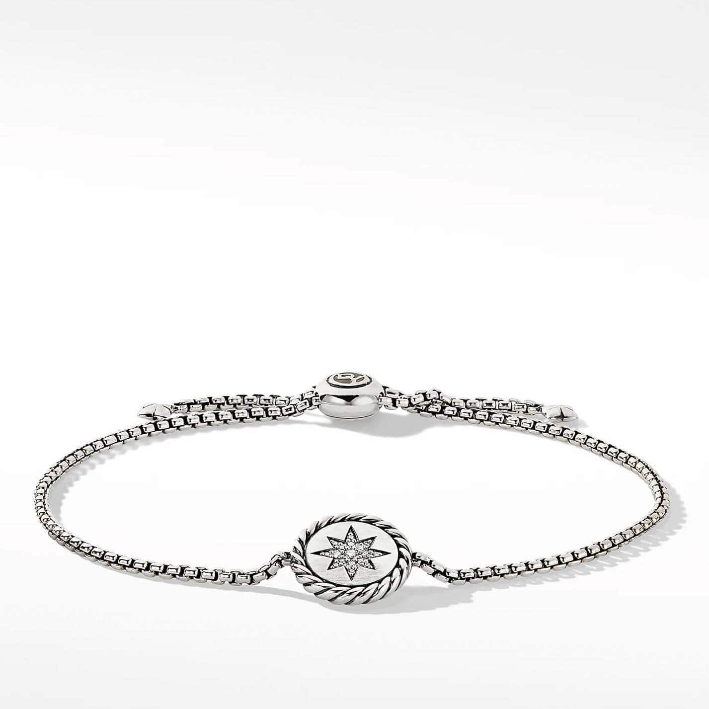 Product image of North Star Bracelet with Diamonds