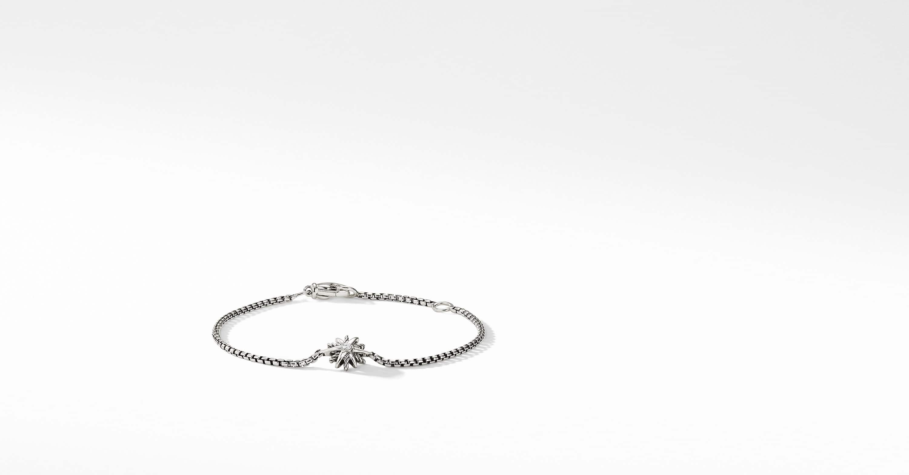 Bracelet Starburst enfant avec diamants, 8 mm