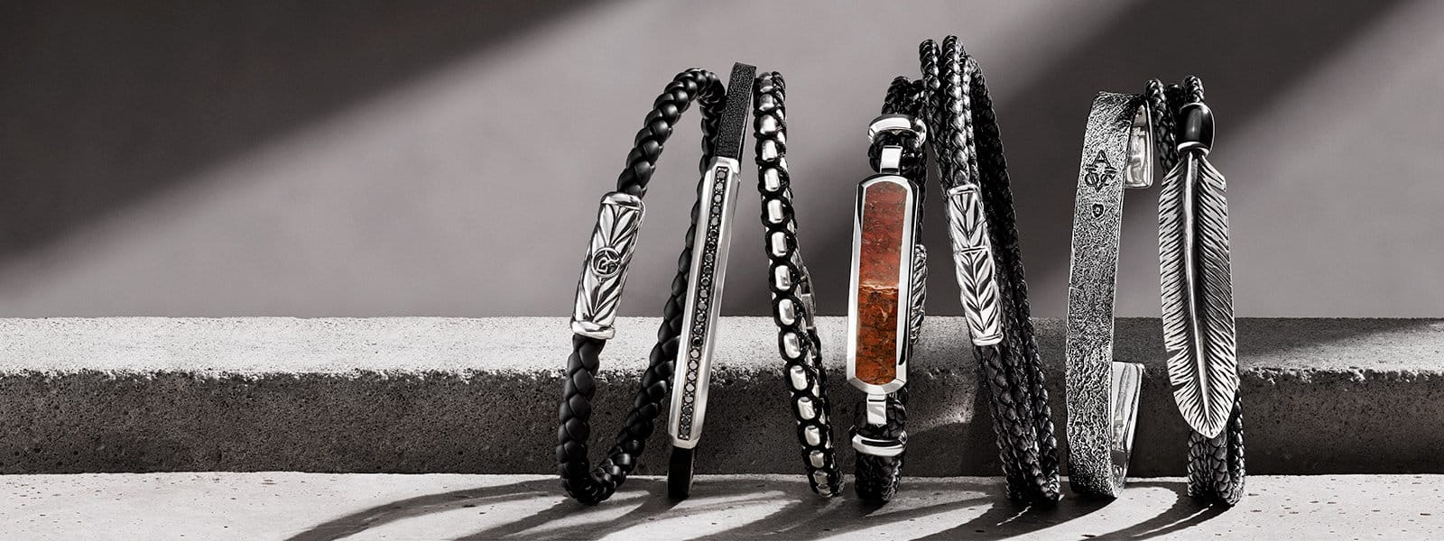Men's Bracelets | DAVID YURMAN