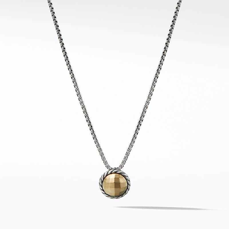 Châtelaine Necklace with 18K Gold